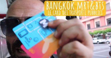Trasporti pubblici Bangkok