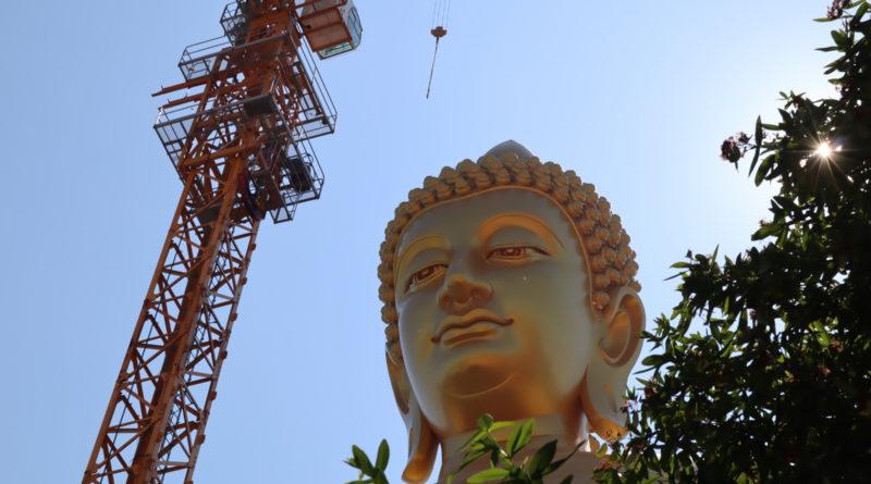 buddha più grande bangkok novità