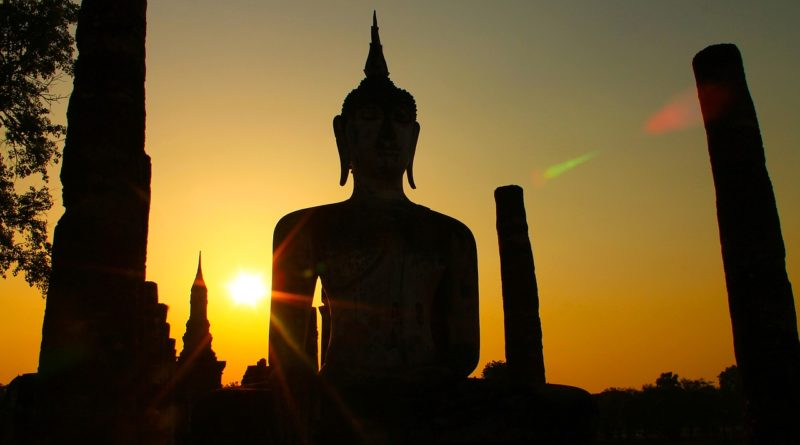 sukhothai cosa vedere