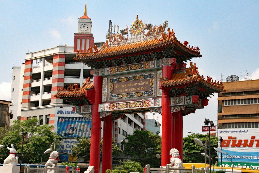 chinatown bangkok mercati