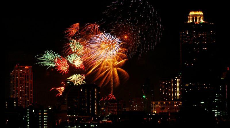 dove festeggiare capodanno Bangkok