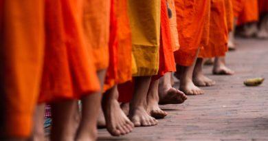 Luang Prabang cosa fare