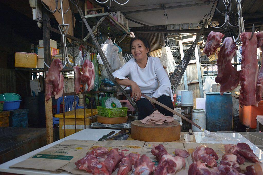 mercati cambogia phnom penh
