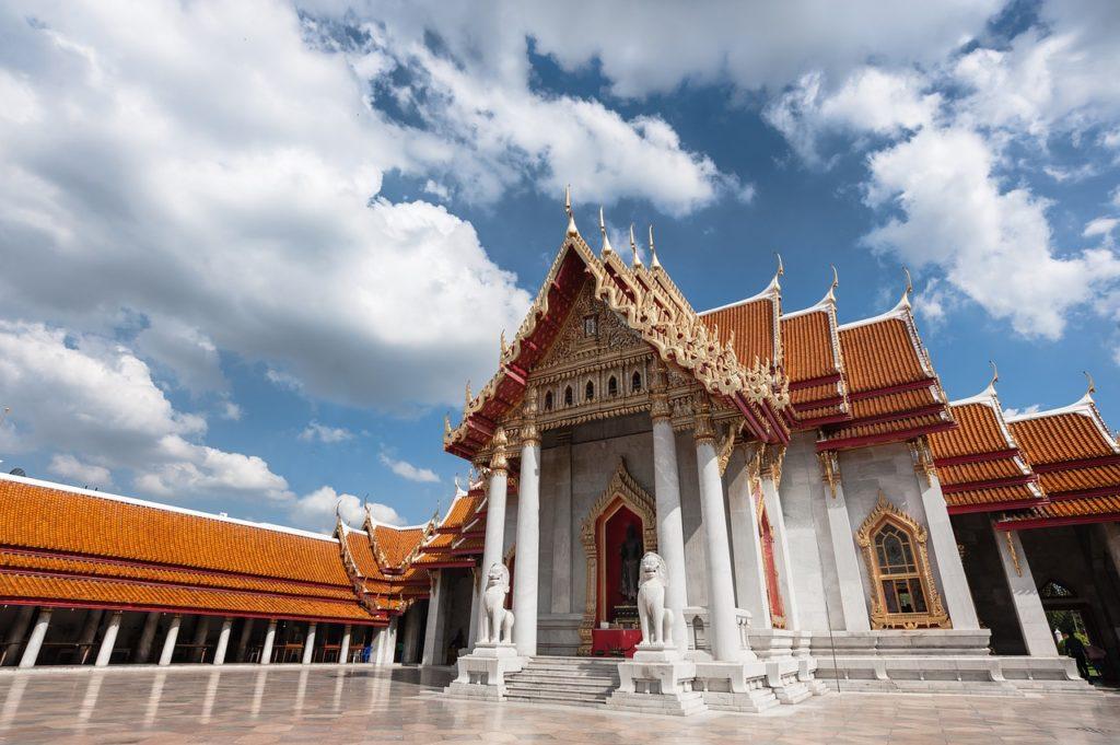 tempio marmo bangkok