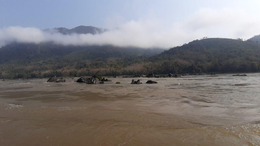 paesaggi più belli del mekong laos