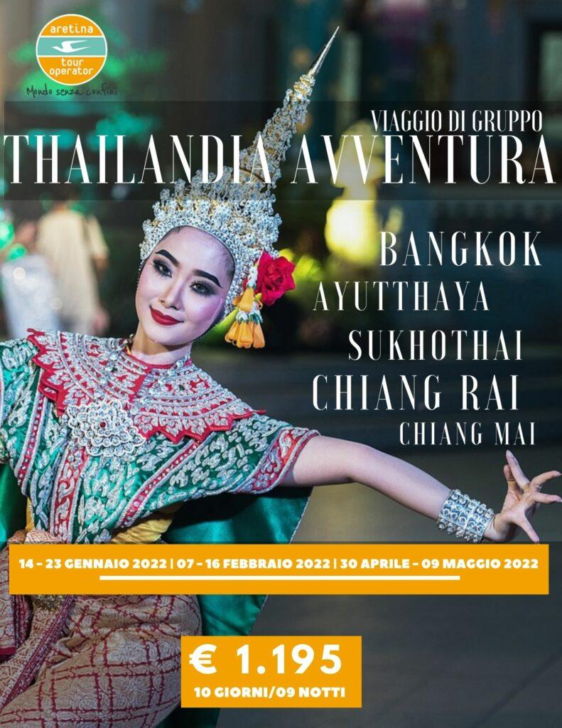 viaggio di gruppo Thailandia