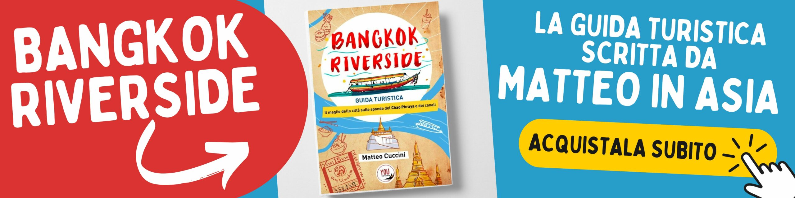 bangkok riverside guida turistica
