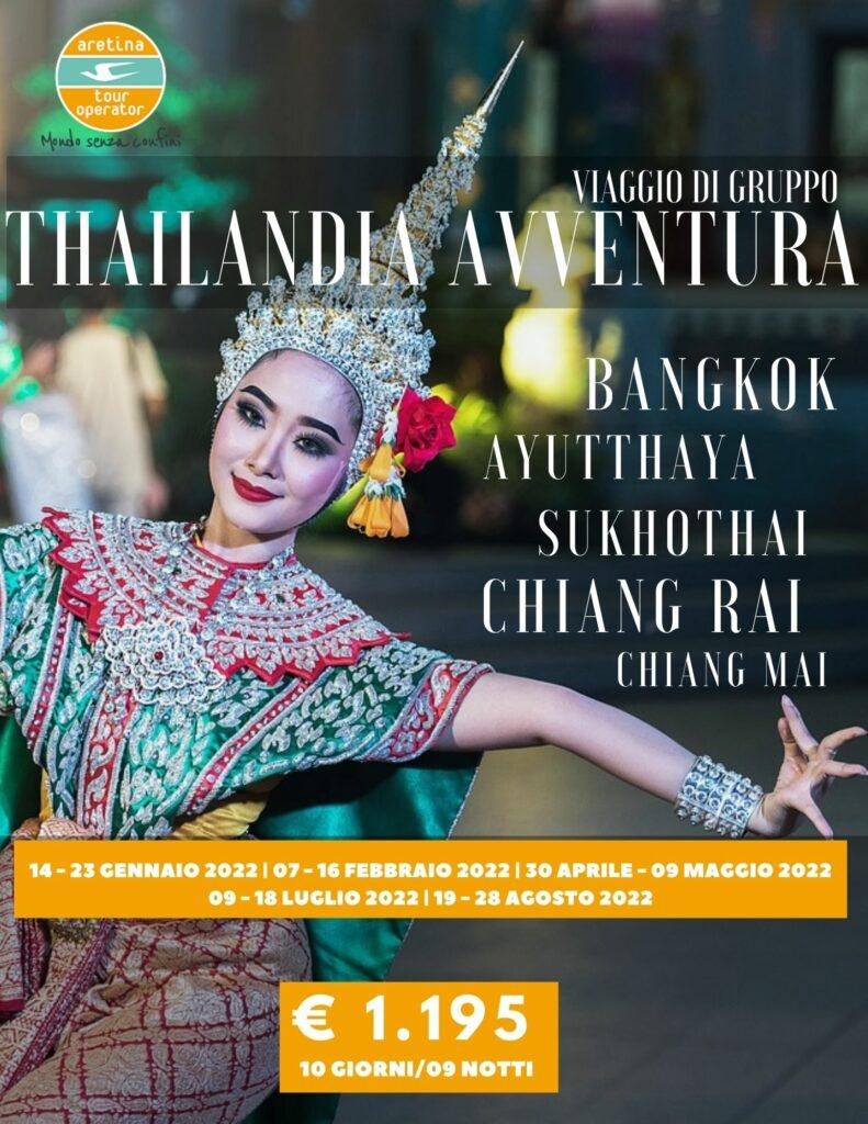tour gruppo Thailandia